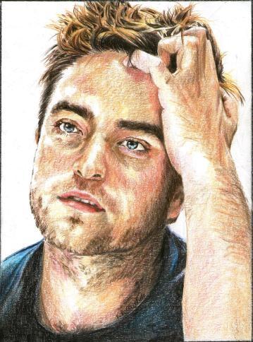 Robert Pattinson par vividec
